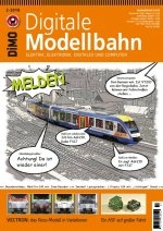 Digitale Modellbahn 2/2018 Best.-Nr.: 651802