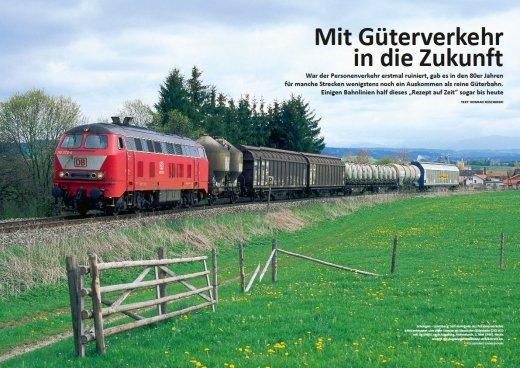 Eisenbahn journal aktuelles details for Klassische holzverbindungen zimmermann