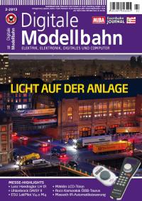 Digitale Modellbahn 2/2013