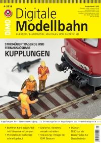 Digitale Modellbahn 4/2016