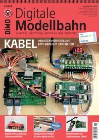 Digitale Modellbahn 1/2018
