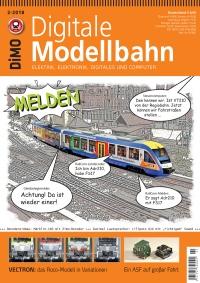 Digitale Modellbahn 2/2018