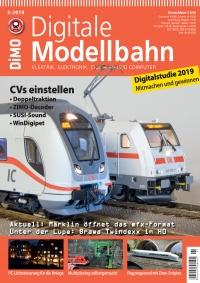 Digitale Modellbahn 2/2019