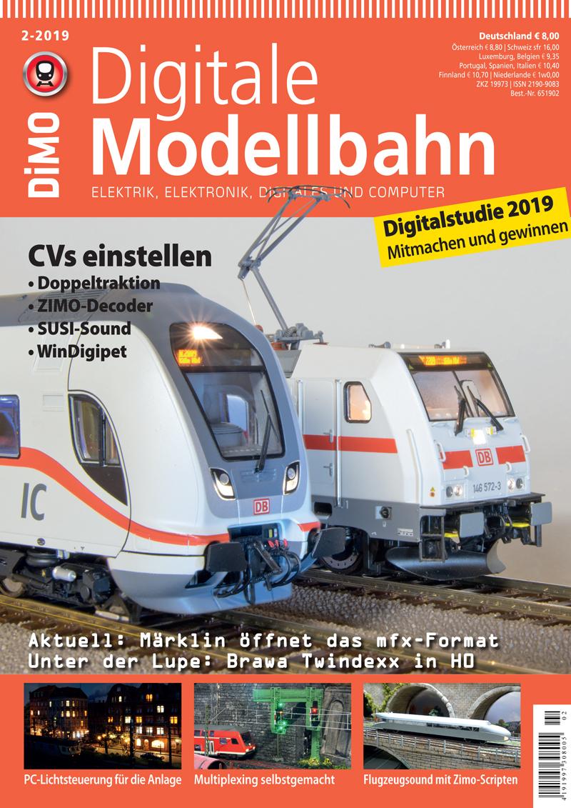 Digitale Modellbahn