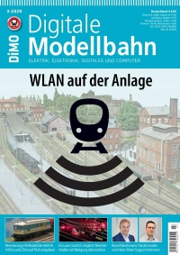 Digitale Modellbahn 3/2020
