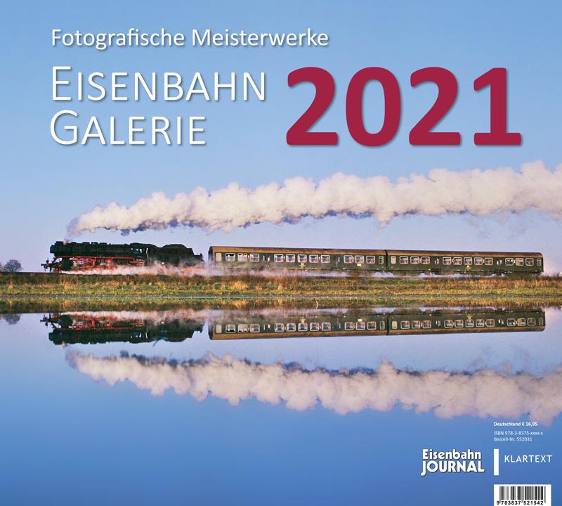 Eisenbahn Galerie 2021