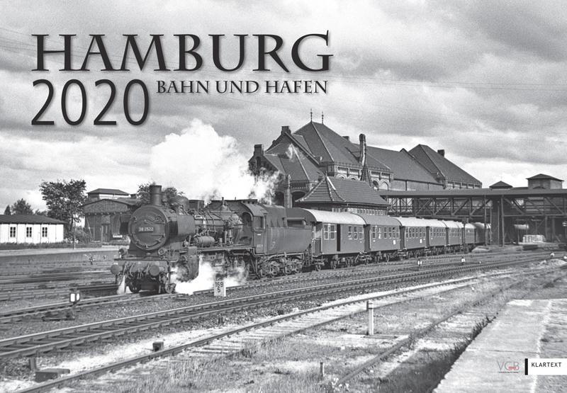 Hamburg - Bahn und Hafen 2020
