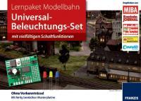 Lernpaket Modellbahn Universal-Beleuchtungs-Set