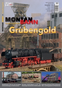 Montan-Bahn Grubengold