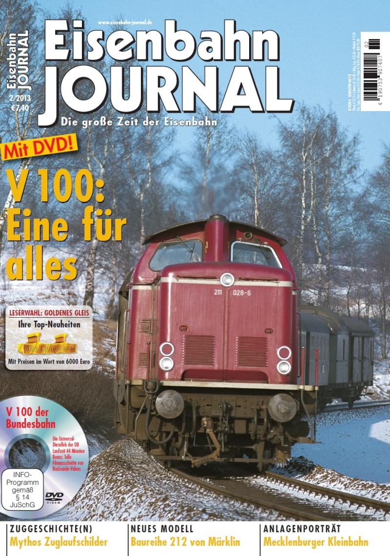 Eisenbahn Journal   EJ 2/2013
