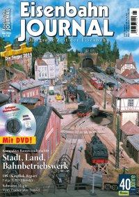 Eisenbahn Journal 5/2015 mit DVD