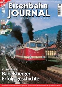 Eisenbahn Journal 8/2017 mit DVD