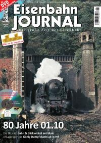 Eisenbahn Journal 8/2019 mit DVD