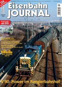Eisenbahn Journal 5+6/2020 mit DVD