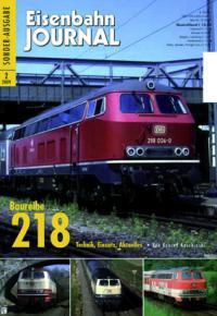 Die BR 218