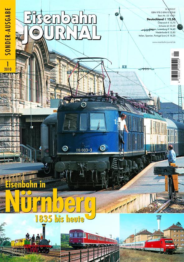 Eisenbahn-Metropole Nürnberg