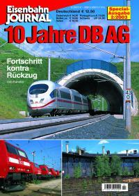 10 Jahre DB AG