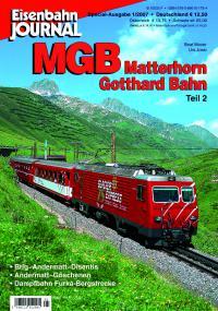 Matterhorn Gotthard Bahn - Teil 2