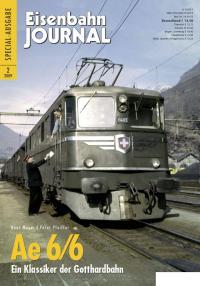 Ae 6/6 – Klassiker der Gotthardbahn