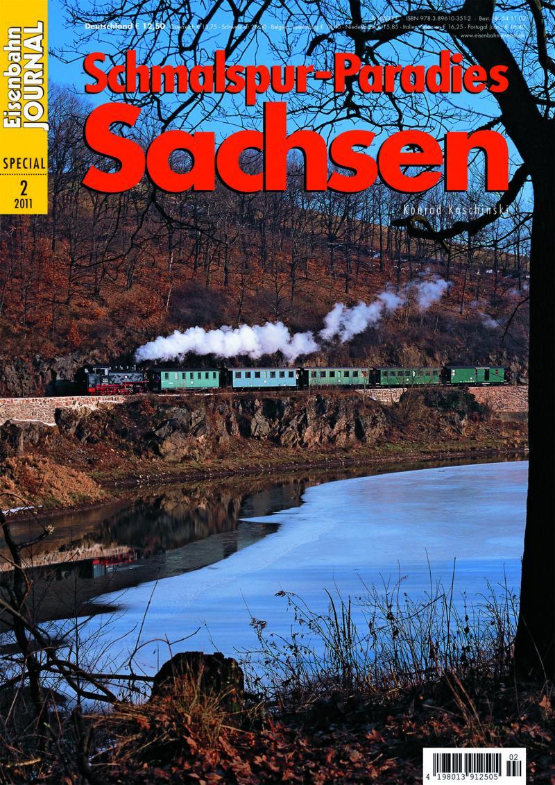 Schmalspur-Paradies Sachsen