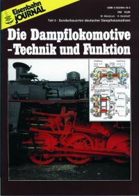 Die Dampflokomotive-Technik und Funktion, Teil 4