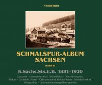 Schmalspur-Album Sachsen, Band VI