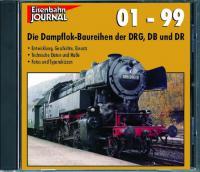 Dampflokbaureihen 01-99 (CD-ROM)