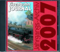 Jahrgangs-Archiv 2007 (CD-ROM)