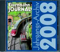 Jahrgangs-Archiv 2008 (CD-ROM)