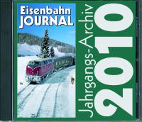 Jahrgangs-Archiv 2010 (CD-ROM)