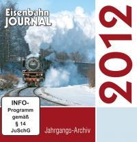 Jahrgangs-Archiv 2012 (CD-ROM)