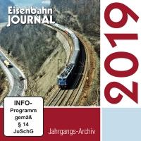 Eisenbahn Journal - Jahrgangs-Archiv 2019