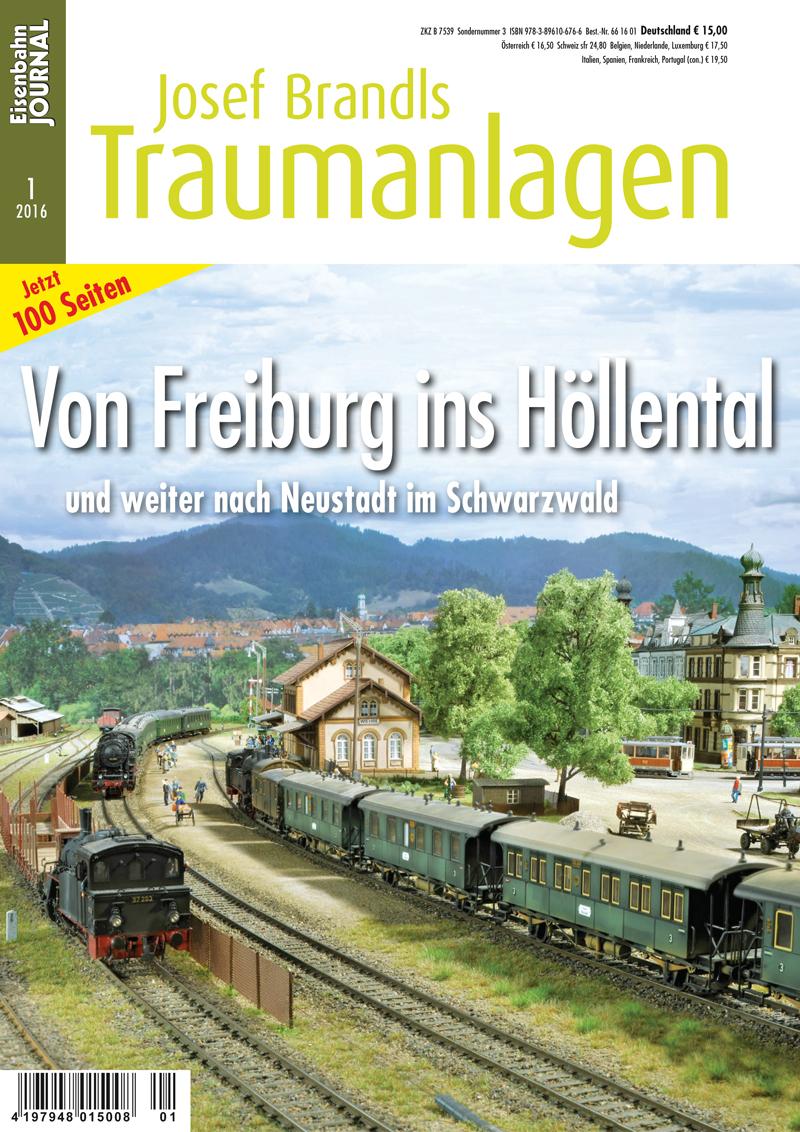 Von Freiburg ins Höllental