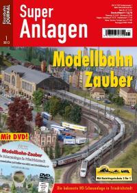Modellbahn Zauber mit DVD