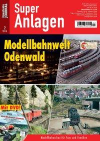 Modellbahnwelt Odenwald - Mit DVD