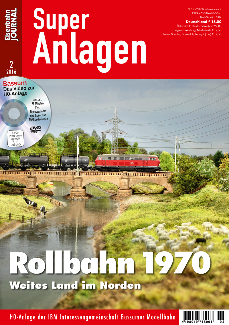 Rollbahn 1970 mit DVD