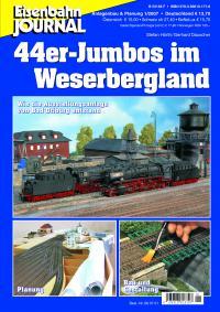 44er-Jumbos im Weserbergland