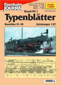 Typenblätter, Band No. 1