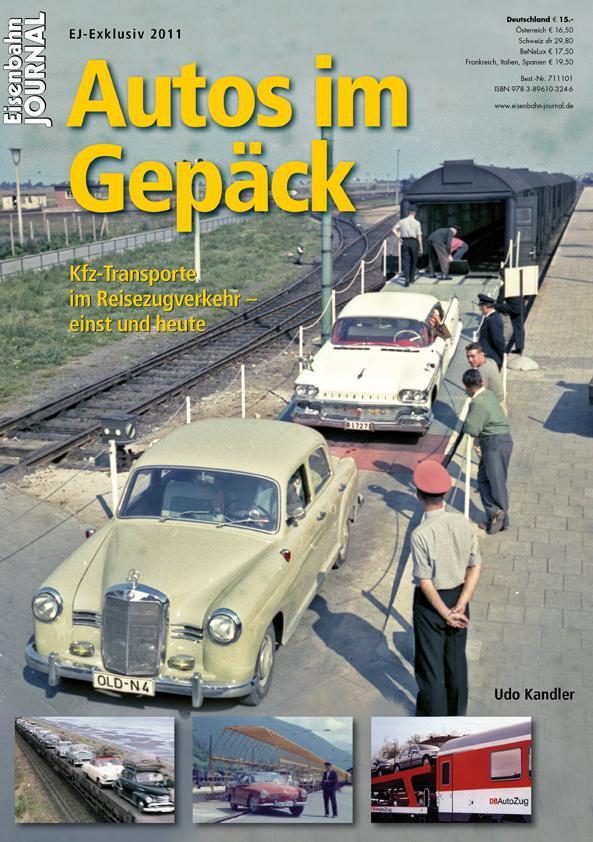 Autos im Gepäck