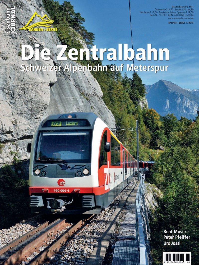 Die Zentralbahn