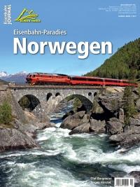 Eisenbahn-Paradies Norwegen
