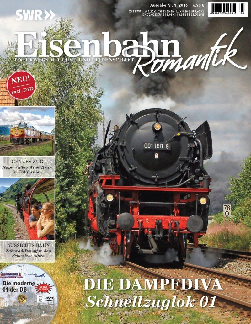 Eisenbahn-Romantik 1/2016