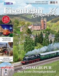 Magazin Eisenbahn-Romantik 2/2018