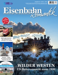 Magazin Eisenbahn-Romantik 4/2018