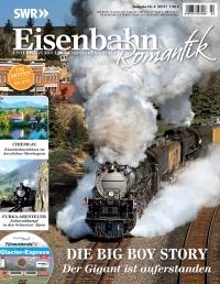 Magazin Eisenbahn-Romantik 2/2019