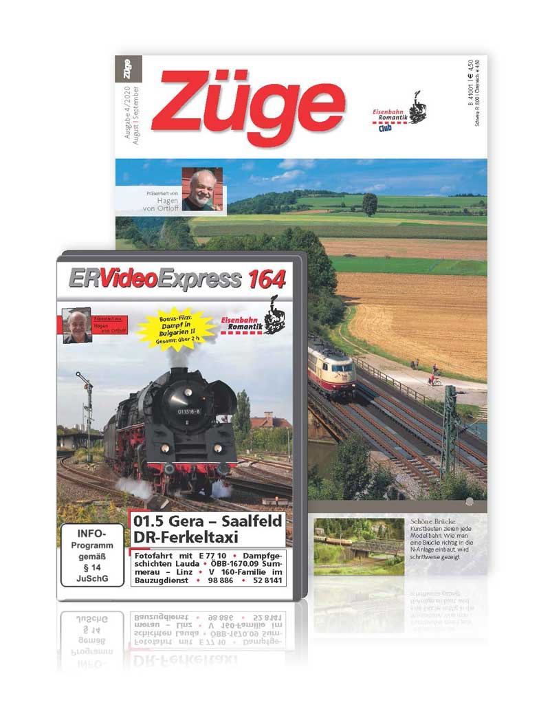 Video-Express und ZÜGE