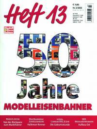 50 Jahre Modelleisenbahner