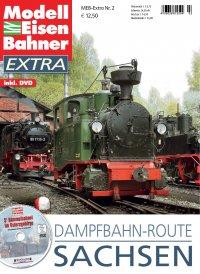 Dampfbahnroute Sachsen - Mit DVD