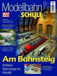 Modellbahn Schule 29 - Am Bahnsteig