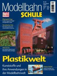 Modellbahn Schule 34 - Plastikwelt